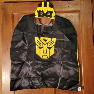 NEW Bumblebee Cape with Mask